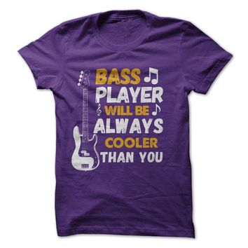 Bass Players Will Always Be Cooler Than You