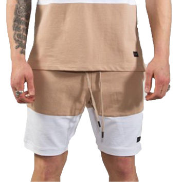 King Apparel - Luxe Summer Trackset - Bottom - White