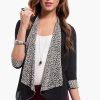 Catty Side Blazer $32