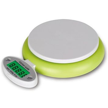 Practical 5KG/1g LCD Display Electronic Scale | Digital Scale