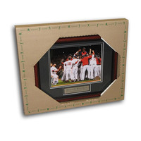 MLB Boston Red Sox 2013 World Series Champions Tree Huggers Unsigned Frame Photo (8x10)
