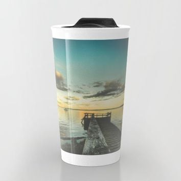 Dating Alice in wonderland Travel Mug by HappyMelvin | Society6