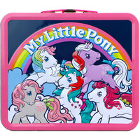 RETRO MY LITTLE PONY LUNCHBOX