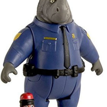 Zootopia Character Pack Mchorn And Safety Squirrel