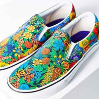 Vans x LIBERTY Classic Slip-On Sneaker- Multi W