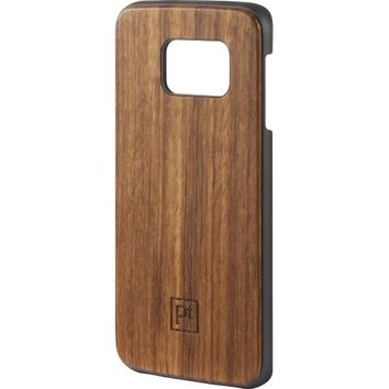 Platinum - Case for Samsung Galaxy S6 edge Cell Phones - Brown