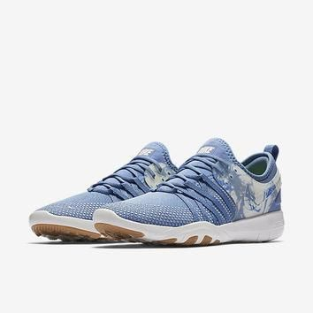 The Nike Free TR7 Women's Training Shoe.