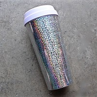 Ban.do - Hot Stuff Thermal Travel Mug Holographic