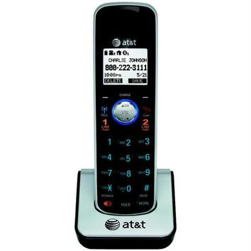 AT&T(R) TL86009 DECT 6.0 2-Line Corded/Cordless Phone System with Bluetooth(R) (Additional handset)