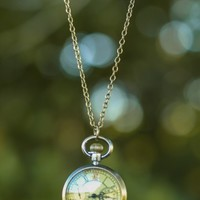 Time Goes By Necklace