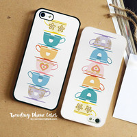 Disneyland Tea Cups  iPhone Case Cover for iPhone 6 6 Plus 5s 5 5c 4s 4 Case