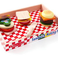 Custom Sandwich Making Set