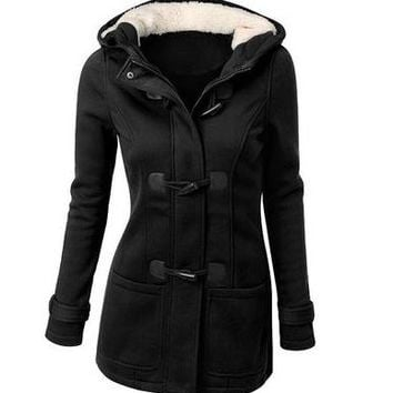 Women's Fashion Winter Hats Tops Jacket [44571951129]