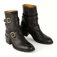 Fiorentini and Baker Toky Brown Heeled Wrap Boot for Women