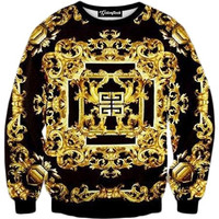 Kings Gold Crewneck