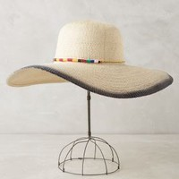 Rondo Sun Hat by Anthropologie in White Size: One Size Hats