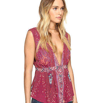 Free People The Siren Top - Zappos.com Free Shipping BOTH Ways