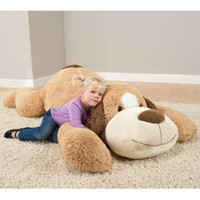 The 6 Foot Plush Puppy