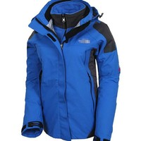 THE NORTH FACE Outdoor Garment Jackets Women 's Three - Layer