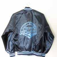 Vintage Dave Mopars Car Satin Jacket