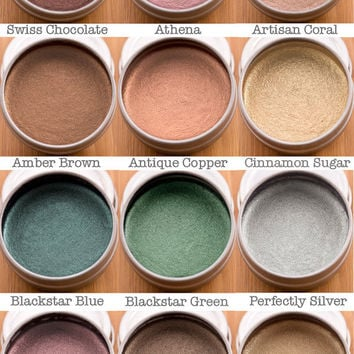Hand Made Eyeshadows - Brooklyn Beauty