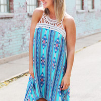 Free Spirit Sleeveless Dress