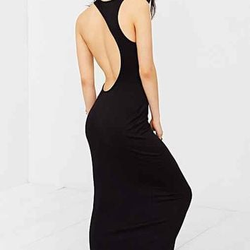 Out From Under Modern Cutaway Maxi Dress-