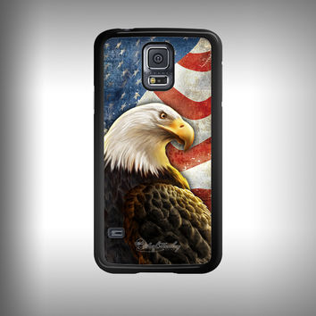 Galaxy S5 case with Full color custom graphics - Dye Sublimation Graphics