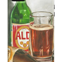 Beer Series I iPhone 4/4S Case by Jennifer Goldberger at AllPosters.com