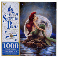 disney parks signature 1000 piece puzzle 25th the little mermaid new with box