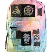 Unif patches backpack