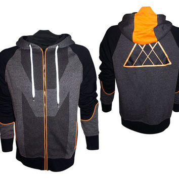 Destiny ® ™ - Warlock Official Zip Up Hoodie
