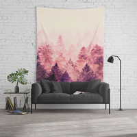 Fade Away III Wall Tapestry by vivianagonzlez