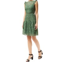Reiss Herrera Lace Dress | Harrods.com