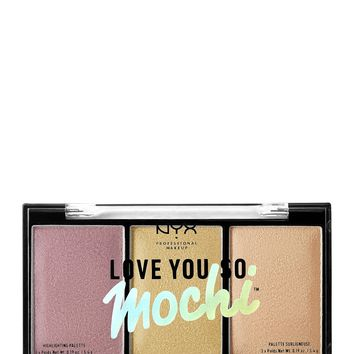 NYX COSMETICS | Love You So Mochi Highlighter Palette | Nordstrom Rack