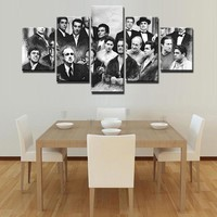 Movie Star Print Picture Wall Art Paint Black White Framed UNframed