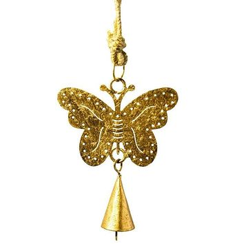 BUTTERFLY CUTOUT CHIME - MIRA