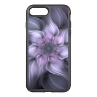 Amazing Violet Floral OtterBox Symmetry iPhone 7 Plus Case