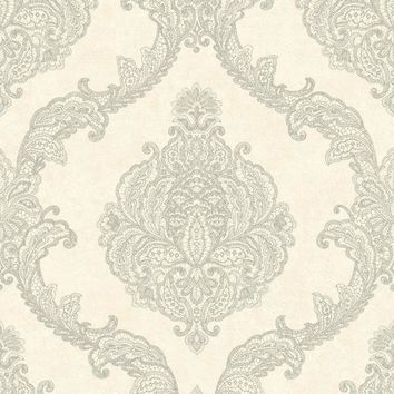 York Wallpaper WP-1154 Chantilly Lace
