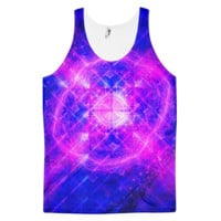 Windows Infinity || Classic fit tank top (unisex) — Future Life Fashion