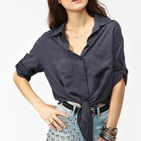 Dark Ties Shirt in What's New at Nasty Gal