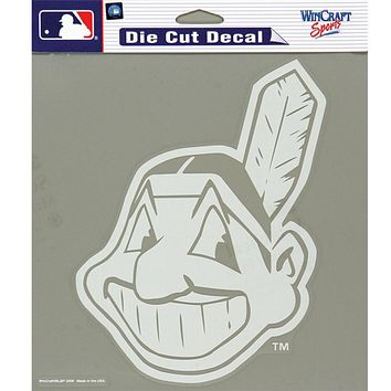 Cleveland Indians - Logo Cutout Decal