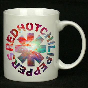 Red Hot Chili Peppers RHCP Galaxy For Ceramic Mugs Coffee *