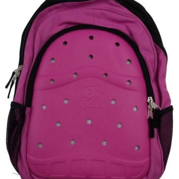Optari Backpack Something New Under The Sun Waterproof Beach Bag Pink