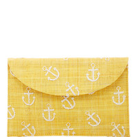 Anchor clutch | Moda Operandi