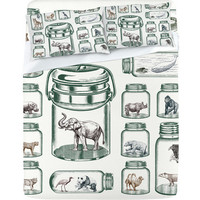 DENY Designs Home Accessories | Belle13 Endangered Species Preservation Sheet Set