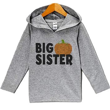 Custom Party Shop Baby Big Sister Halloween Hoodie