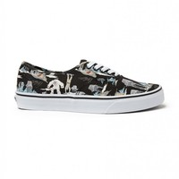 Vans Authentic Plimsolls in Star Wars Planet Hoth Print - Vans - Brands | Shop for Men's clothing | The Idle Man