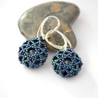 Midnight - Swarovski Crystal Earrings