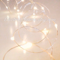 5 Sets of Micro LED Fairy Lights String Twinkle lights Battery Operated Wedding Lights Centerpiece Starry Shower Decor Gift Led Light 6 ft
